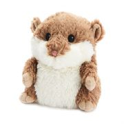 Warmies Cozy Plush Brown Hamster Microwaveable Soft Toy